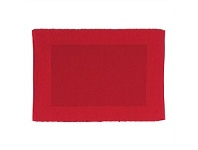 Briscoes NZ Just Home Red Frame Placemat