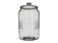 Briscoes NZ Old Fashion Cookie Jar with Lid 3 Litre