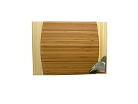 Briscoes NZ Prestige Curved Bamboo Chopping Board - Medium