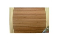 Briscoes NZ Prestige Curved Bamboo Chopping Board - Large