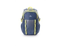 Briscoes NZ High Sierra Composite Laptop Backpack Grey/Yellow
