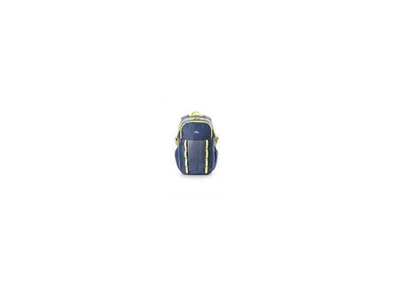 High Sierra Composite Laptop Backpack Grey/Yellow