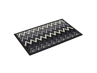 Briscoes NZ KleenTRED Eco Absorb Chevron Door Mat