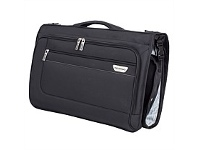 Briscoes NZ Ricardo Trifold Garment Bag Black 56cm