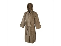 Briscoes NZ Essential Collection Hooded Cotton Bath Robe Med/Large