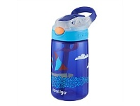 Briscoes NZ Contigo Kids GizmoFlip Autospout Drink Bottle Yacht 420ml