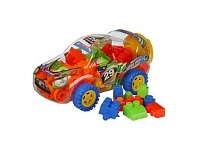 Briscoes NZ Koopman Car Building Block Set 75 Piece
