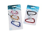 Briscoes NZ Koopman Key Chains Assorted Sizes