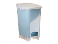 Briscoes NZ Mazzei Refuse Bin Blue 16 Litre