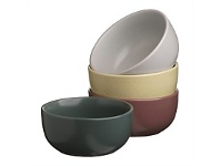 Briscoes NZ Jamie Oliver Speckle Ramekin Mix Colours 11cm Set 4