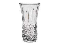 Briscoes NZ RCR Crystal Opera Ornamental Round Vase 24.8cm