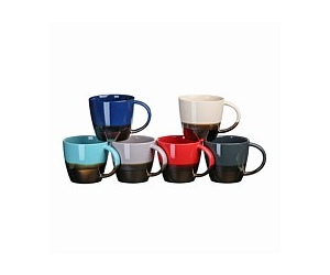Chameleon Metallics Coffee Mug 354ml Assorted
