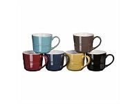 Briscoes NZ Parallel Coffee Mug 325ml Assorted Colours