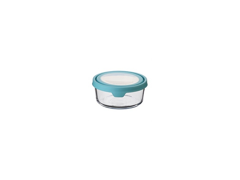 Anchor Hocking Storage with Mineral Blue Lid 7 Cup 1.75L