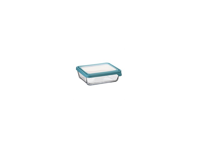 Anchor Hocking Storage with Mineral Blue Lid 11 Cup 2.6L