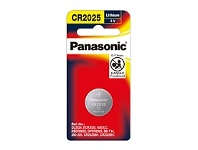 Briscoes NZ Panasonic Coin Battery 2025 1 Pack