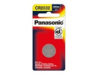 Briscoes NZ Panasonic Coin Battery 2032 1 Pack