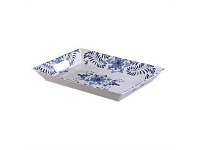 Briscoes NZ Tarhong Casida Cobolt Rectangle Tray 19.5cm