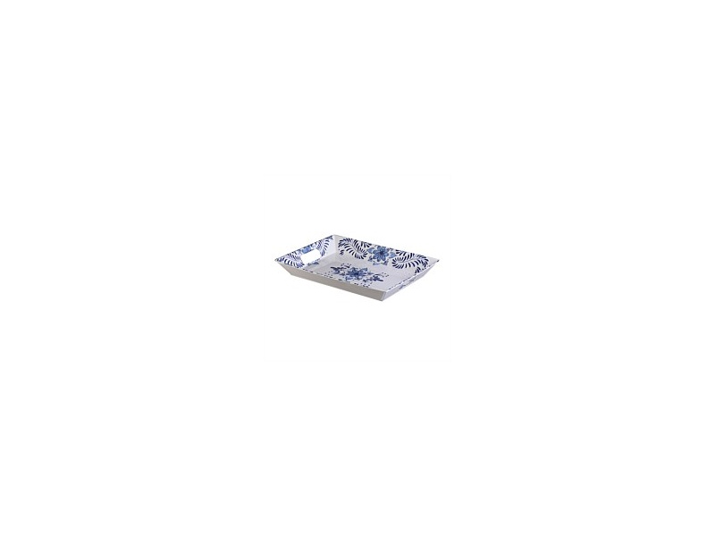 Tarhong Casida Cobolt Rectangle Tray 19.5cm