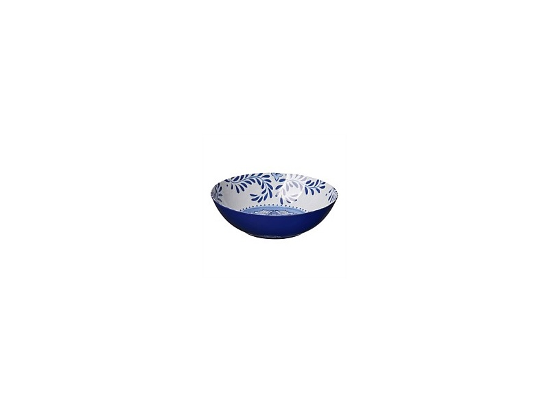 Tarhong Casida Cobolt Shallow Serving Bowl 30.4cm