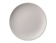 Briscoes NZ Ecology Earth Series White Dinner Plate 27cm