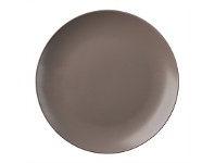 Briscoes NZ Ecology Earth Series Taupe Side Plate 21cm