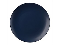 Briscoes NZ Ecology Earth Series Navy Dinner Plate 27cm