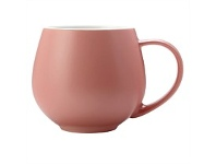 Briscoes NZ Maxwell & Williams Tint Coral Snug Mug 450ml