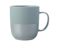Briscoes NZ Maxwell & Williams Lune Pastel Blue Mug 400ML