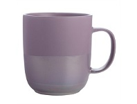 Briscoes NZ Maxwell & Williams Lune Lavender Mug 400ML