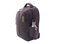 Briscoes NZ American Tourister Citi Pro 2016 Travel Backpack Black