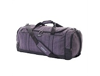 Briscoes NZ American Tourister X Bag Duffle Gun Metal