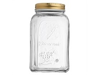 Briscoes NZ Pasabahce Homemade Preserving Jar 1.5ltr