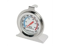 Briscoes NZ Wiltshire Oven Thermometer Stainless Steel