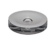 Briscoes NZ Spa By Volere Optic Soap Dish White