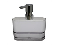 Briscoes NZ Spa By Volere Float Soap Pump White