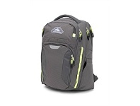 Briscoes NZ High Sierra Autry Laptop Backpack Mercury/Zest