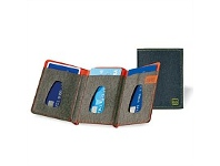 Briscoes NZ Go Travel The Micro Wallet RFID Assorted