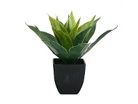 Briscoes NZ Artificial Potted Agave Plant