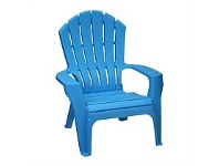 Briscoes NZ Piccolo Childrens Chair Blue