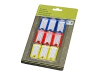 Briscoes NZ Koopman Key Hangers 9pc Assorted