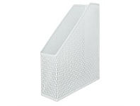 Briscoes NZ Bijou Modern Upright File Holder White