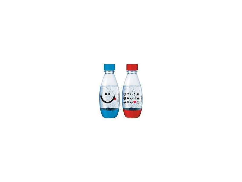 SodaStream Kids Collection Carb Bottle 500ml Twin Pack