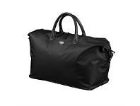 Briscoes NZ Jump Duffle Bag Black 45cm
