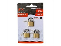 Briscoes NZ Koopman Padlock Set of 3