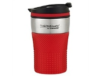Briscoes NZ Thermos ThermoCafe Vacuum Insulated Coffee Cup Red 200ml