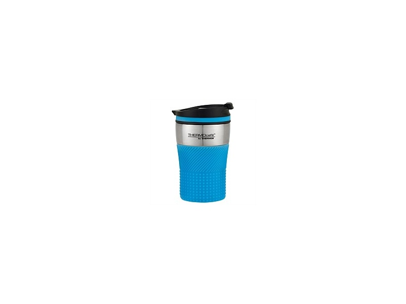 Thermos ThermoCafe Vacuum Insulated Coffee Cup Blue 200ml