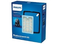 Briscoes NZ Philips Filter Kit For PowerPro Expert Vacuum FC6042/01