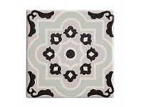 Briscoes NZ Maxwell & Williams Medina Ceramic Square Tile Coaster Azrou