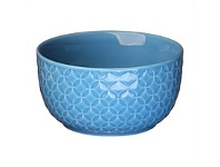 Briscoes NZ Arthouse Clover Collection Blue Fruit Bowl 12cm